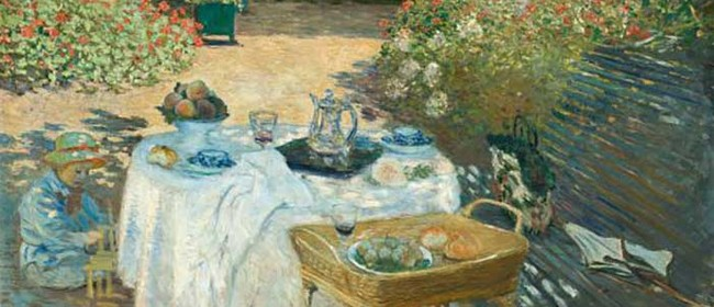 Cooking with the Impressionists: Claude Monet