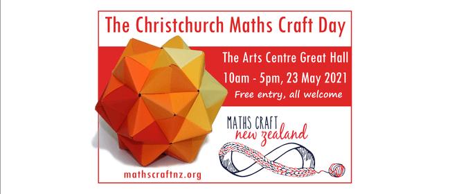 Christchurch Maths Craft Day