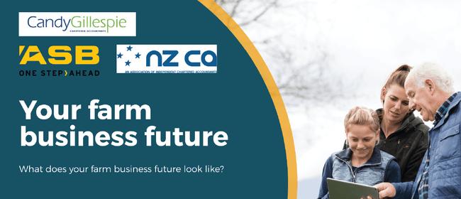 East Waikato - Your Farm Business Future