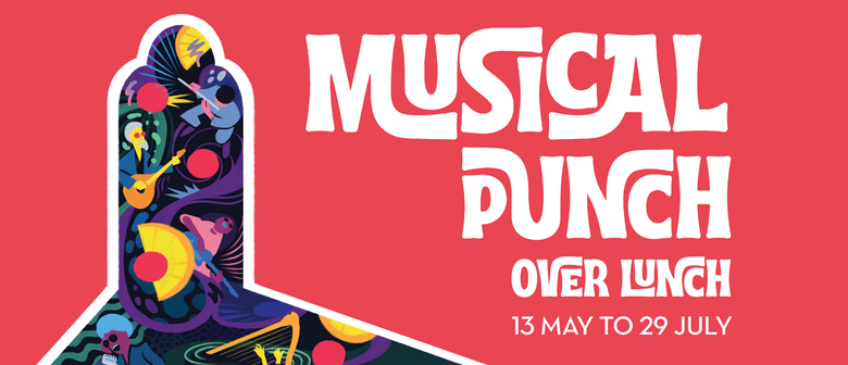 Musical Punch Over Lunch: CANCELLED