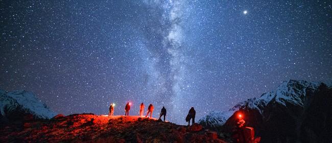 Mt Cook Astro Masterclass Workshop - 4 Days