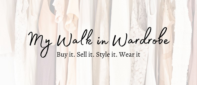 My Walk In Wardrobe - Sustainable Fashion Markets