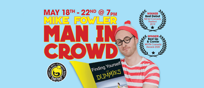 Mike Fowler - Man In Crowd
