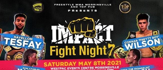 Impact Fight Night Morrinsville 7