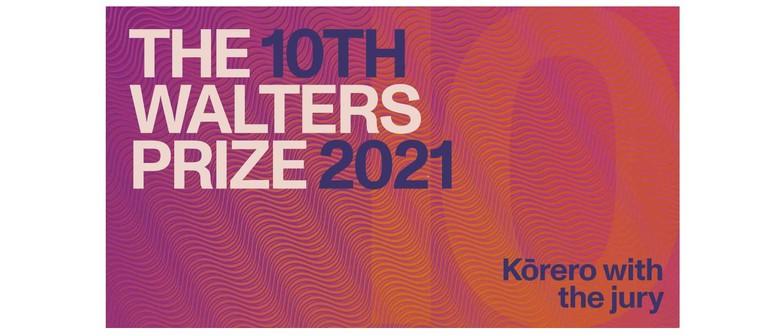Walters Prize: Kōrero with the jury