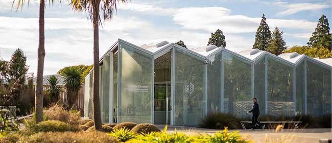 Open ChCh: Architectural Historian - Botanic Garden Visitor