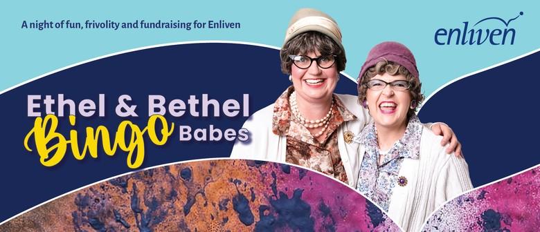 Comedy Bingo with Ethel & Bethel
