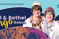 Comedy Bingo with Ethel & Bethel