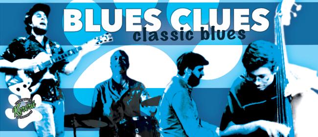 Blues Clues ft. Aslan Rowlands