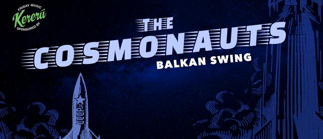 The Cosmonauts - Balkan Swing