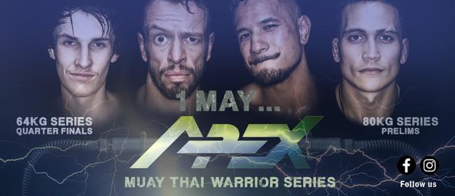 Apex Muay Thai Warrior #2