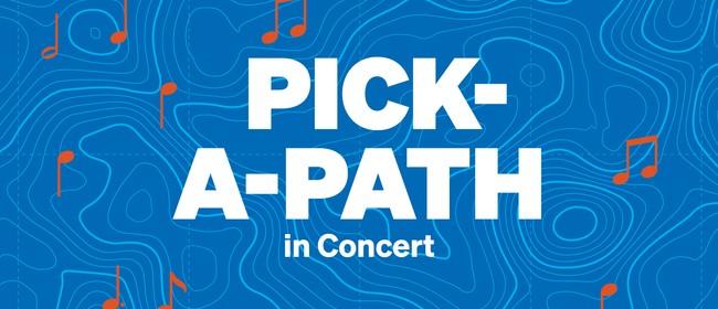 Pick-a-Path in Concert