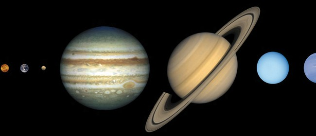 Grand Tour of the Solar System
