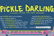 Pickle Darling - Cosmonaut Tour - Napier