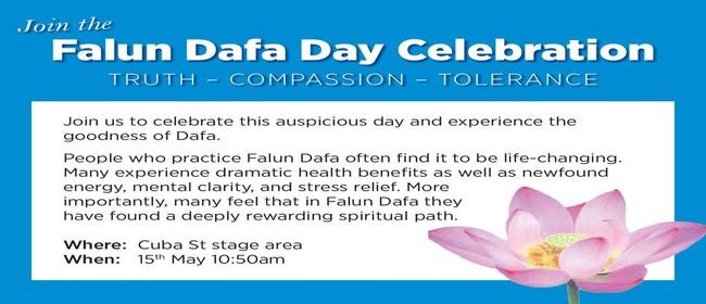 Falun Dafa Day Celebration