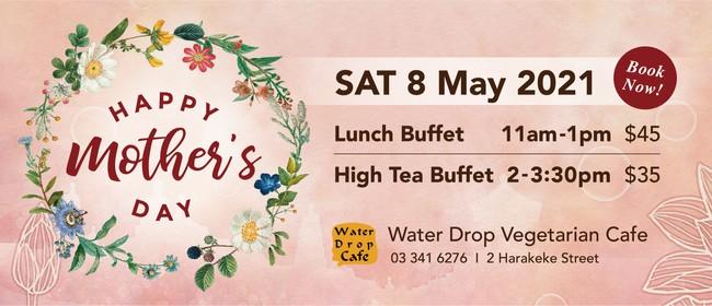 Mother's Day Lunch & High Tea Buffet 2021