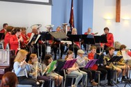 Napier Tech Band - Mother's Day Concert