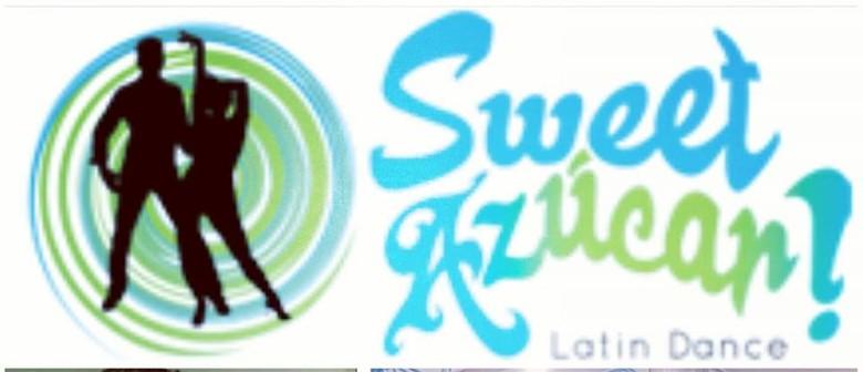 Sweet Azucar! Latin Dance - Salsa Classes Term 2