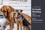 Pet Health Workshop - Learn to Look
