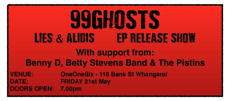 99GHOSTS & Guests - EP Release