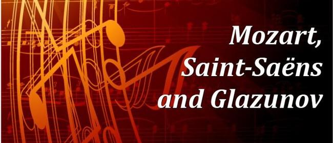 Northland Sinfonia presents Mozart, Saint-Saëns and Glazunov