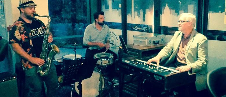 Jazz at Wynyard: MBK Trio