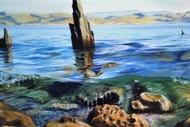'Ki Te Wai - To The Water' - Mark Simpson