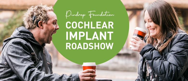 The Pindrop Foundation Cochlear Implant Roadshow