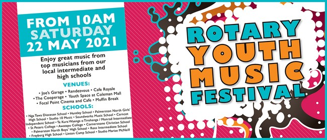 Rotary Youth Music Festival 2021