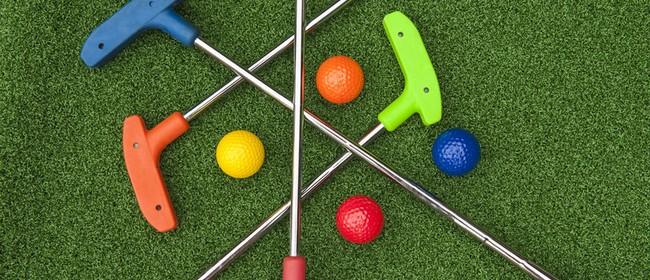 Moley Holey - Crazy Disco Golf Club
