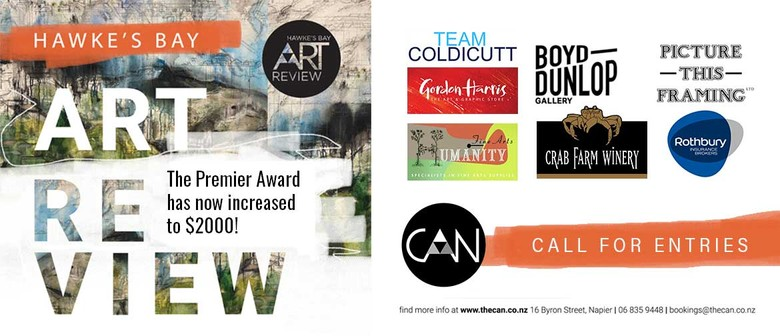 Call for Artists: 2021 Hawke's Bay Art Review