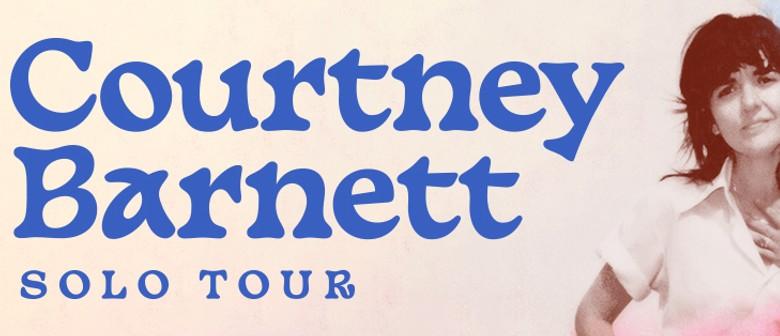 Courtney Barnett   Solo Tour - Napier