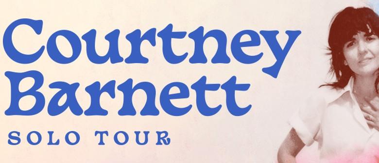 Courtney Barnett | Solo Tour - Wellington