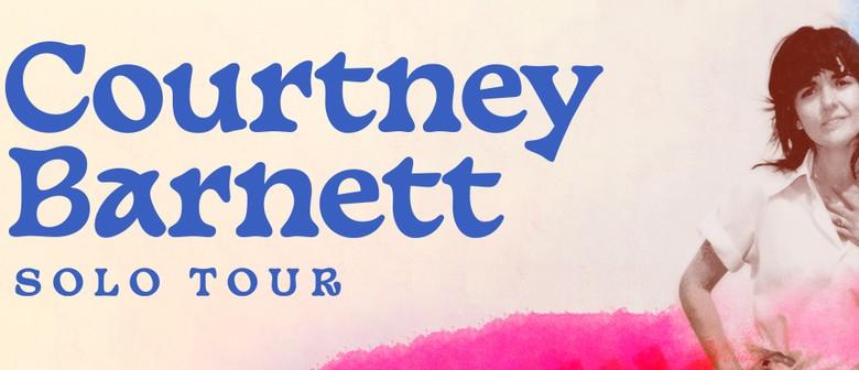 Courtney Barnett   Solo Tour - Leigh