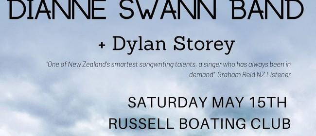 Dianne Swann Band & Dylan Storey