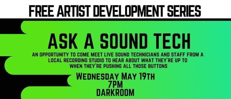 Free Seminar - Ask a Sound Tech