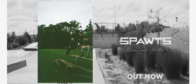 Spawts 'Clicks & Whistles' EP Release Christchurch
