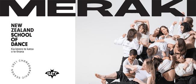 MERAKI New Zealand School of Dance Chorographic Season 2021