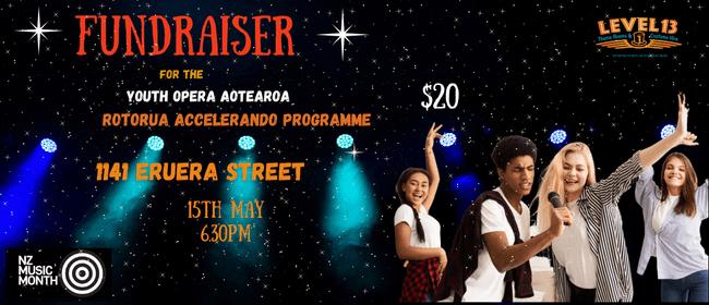 Rotorua Fundraiser Accelerando Programme