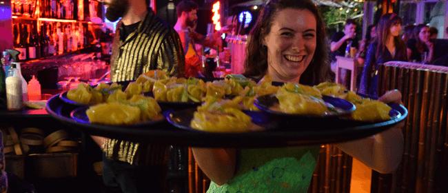 Funky Dumplings Party