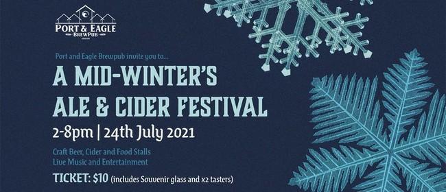 A Mid-Winter's Ale & Cider Festival
