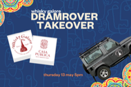 DramRover Takeover Rum Masterclass: CANCELLED