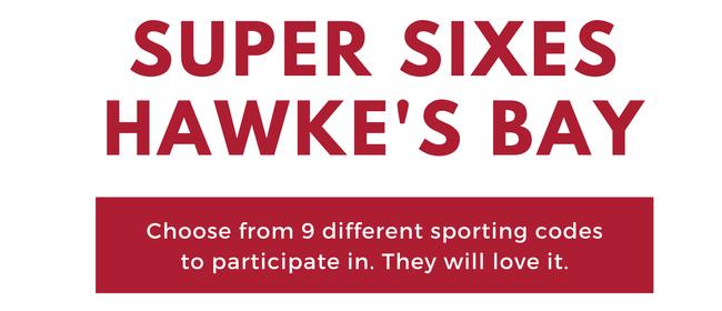 Super Sixes Hawke