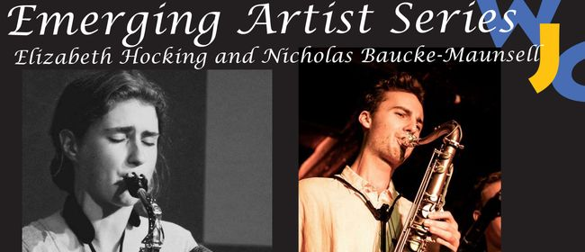 WJC Emerging Artist Series