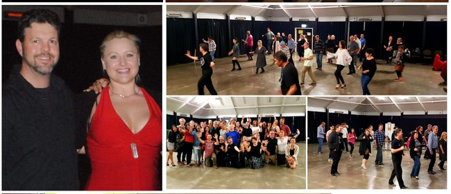 Beginners Salsa 8 Week Course