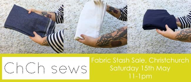 Fabric Stash Sale