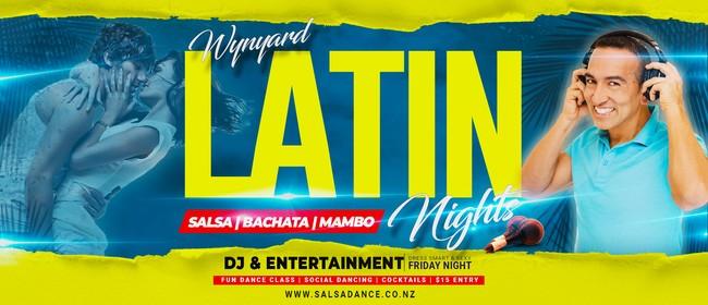 Wynyard Latin Nights