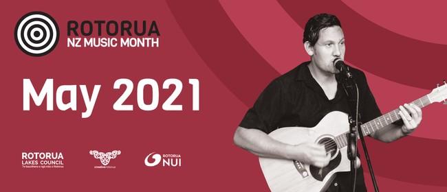 Rotorua's NZ Music Month Finale