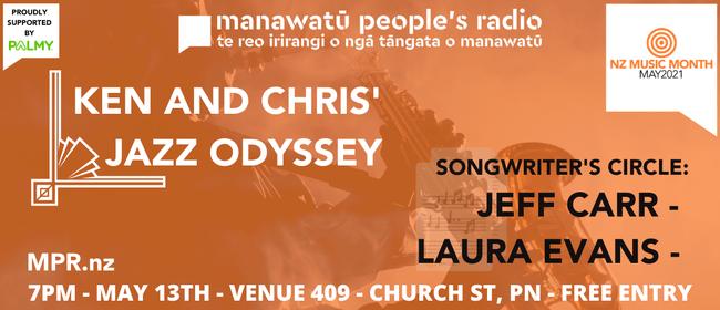 NZMM21 - Ken & Chris' Jazz Odyssey - The Songwriter's Circle