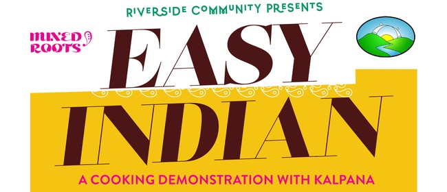 Easy Indian - Cooking Workhop
